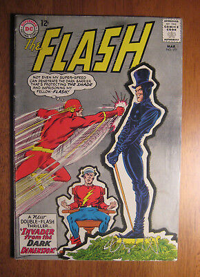 The Flash #151, 1965 (Fn)