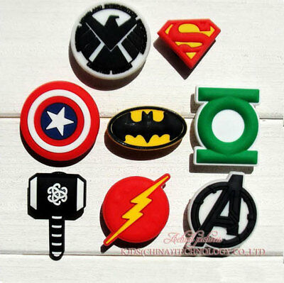 Lot of PVC Shoe Charms for Holes on Shoes Bracelets Hot Cartoon Kids Party Gift1