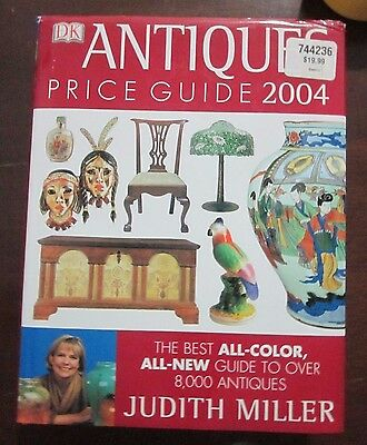 Antiques Price Guide 2004 Judith Miller