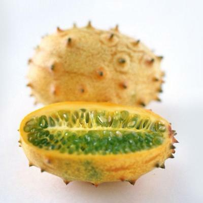 20 pcs of cucumis metuliferus seeds la graine des graines seed vegetable fruit