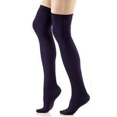 d65023efe New Women s 3 Pack Cotton Rich Over The Knee Thigh High Long Socks UK 4-