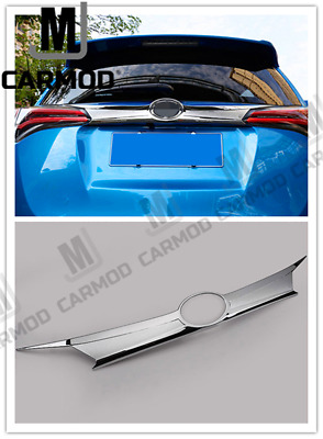 Fit for Toyota RAV4 2016-2018 ABS Rear Door Trunk Lid Protection Decoration Trim
