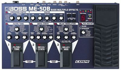 BOSS ME-50B Bass Multi-Effekt
