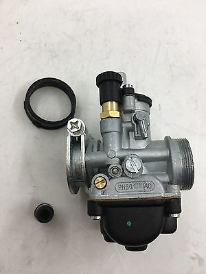 carb CARBURATOR moped scooter manual PHBG19.5mm clone dellorto phbg 19 AD carby