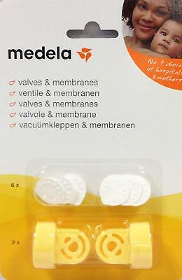 Medela Swing Harmony Mini Electric Breastpump Replacement Valves and Membranes