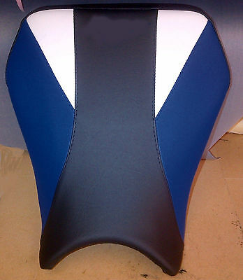 TO FIT YAMAHA YZF  R1 2000 to 2001 00/01CUSTOM SEAT COVER