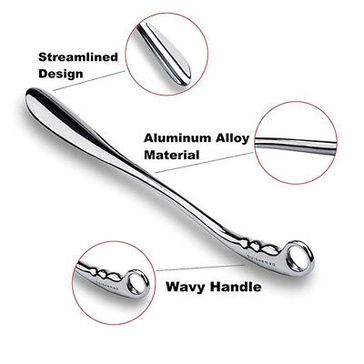 Metal Extra Long Shoe Horn Solid For Shoes and Boots and All Size Feet 53cm