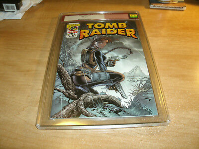 Tomb Raider #1/2 Comic Book - CGC NM- 9.2