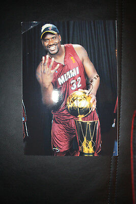 Shaquille O'Neal - signiertes Foto (25x20)