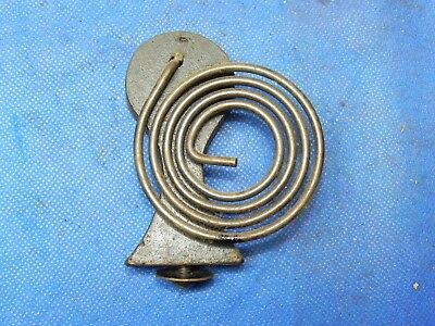 Antique Vintage Clock Coil Gong Bell Wire Chime - Spring diam. 2.5""