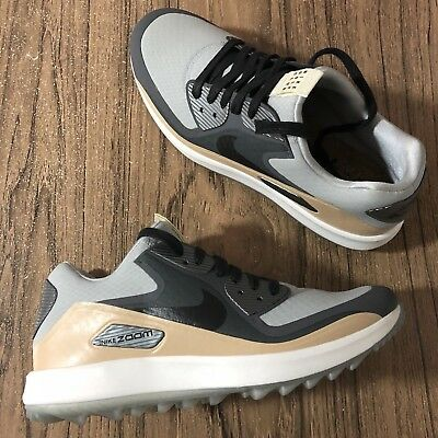 eb3ab6017b956 A739 Nike Air Zoom 90 IT NGC Golf Shoes Men s Size 9.5 904770-001 NEW