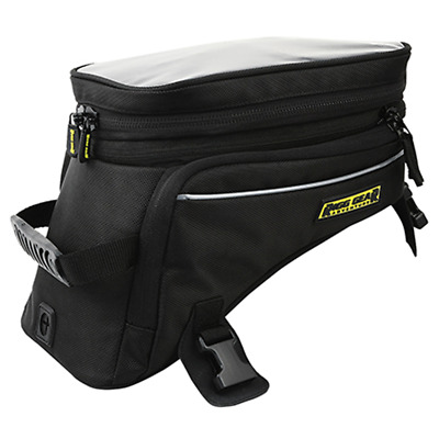 Nelson Rigg Trails End Adventure RG-1045 Motorcycle Tank Bag - Black