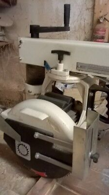 Radial arm saw 600mm