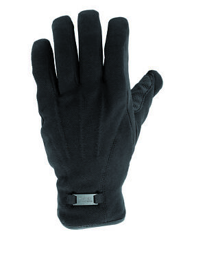 Ixs Torino Evo 2 Men Touring Textile Gloves - Black