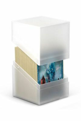 Ultimate Guard - Boulder Deck Case 100+ Frosted - Gaming Card Box for Archive