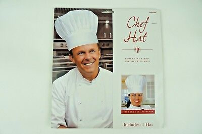 Amscan New Disposable Chef's Hat