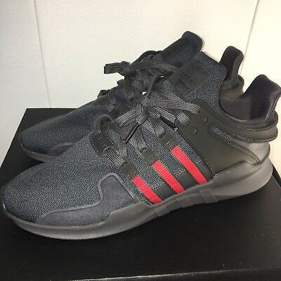 the latest cecb0 102f0 ADIDAS EQT SUPPORT Advance Black Gucci Colourway Mens Shoes Us 12 Deadstock  New