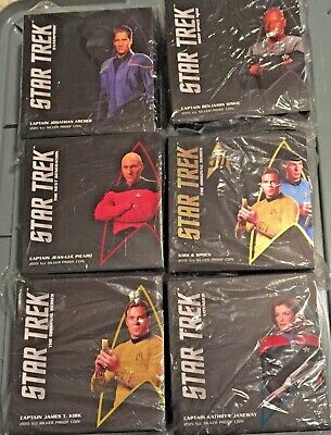 Star Trek Collector Silver Coin Lot RRP $2444 Most are sold out from Perth Mint