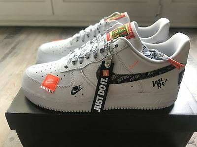 Nike Air Force One Just Do It Gr. 42