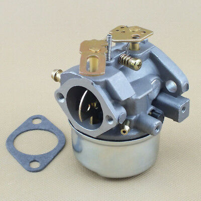 Carburetor for Tecumseh 8HP-10HP HMSK80 HMSK90 Snowblower Generator Chipper Carb