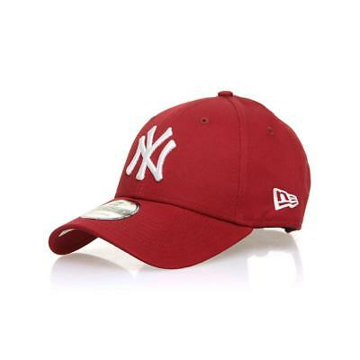 NEW ERA 9FORTY New York Yankees Clean A Frame Trucker Cap - Red ... 6463b5134c72