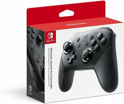 Nintendo - Pro Wireless Controller for Nintendo Switch Brand New Free Shipping