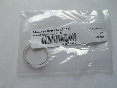 Siemens Siplace - Synchrolex Toothed Belt 2.5 T2/90 - 00320041S04 - NEW