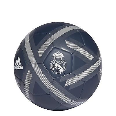 ff158b817 Balle Real Madrid Adidas du football Taille 5 Gris 2018 2018 Original