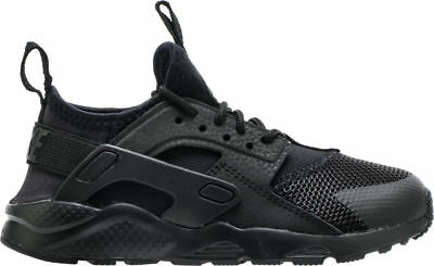 the latest 5e603 58d26 Nike Scarpe Bambino Junior Huarache Run Ultra Ps 859593 Nero Black 32 33 34  35