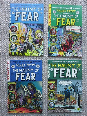 Tales from The Crypt Presents - The Haunt of Fear - EC Comics, 4 Issues