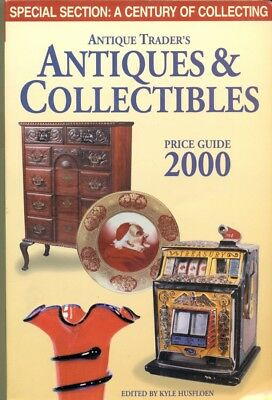 Book - Sc - Antique Trader's  Antiques & Collectibles - Price Guide - 2000