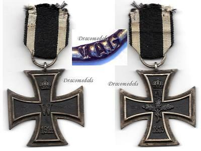 Germany WW1 Medal Iron Cross EK2 KAG Military Decoration WWI 1914 1918 German