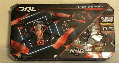 Nikko Air Drl Drone Race Vision 220 Fpv Pro Racing!
