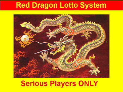 TATTSLOTTO lotto RED DRAGON LOTTO SYSTEM Lottery