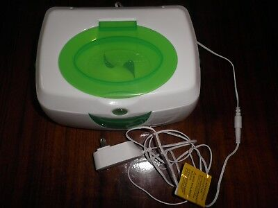 Munchkin Warm Glow Wipe Warmer Model:  10049 ~ Used, Very Good Condition
