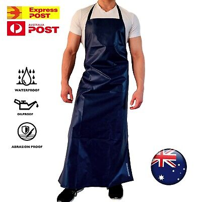 Pvc Apron Waterproof Heavy Duty Work Protective Industrial Kitchen Butcher Chef