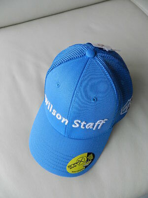 Wilson Staff  Mesh Golf Cap  2018