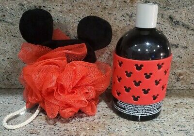 Disney Mickey Mouse Bubble Bath Citrus Mint - 16.9oz