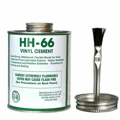 8oz HH66 Vinyl Adhesive Glue Cement Hot Tub Lazy Spa Lay-z-Spa Pool Inflatable