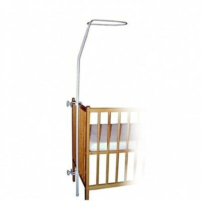 Baby Canopy Stand Support Holder White Tega Baby