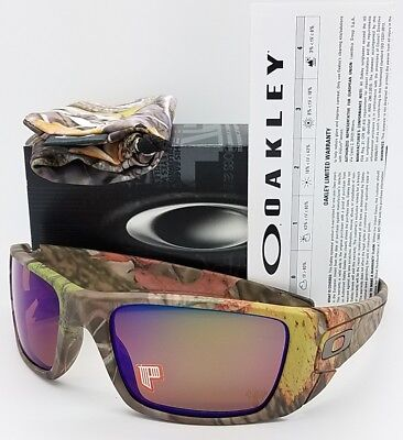 4ec046f5c6 NEW Oakley Fuel Cell sunglasses Woodland Camo Shallow Blue Polarized 9096-A4