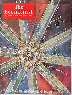 The Economist Magazine Christmas /New year edition 1994