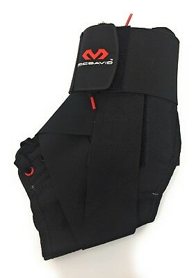 McDavid Ankle Brace, Ankle Support, Ankle Support Brace for Ankle Sprains, XL +