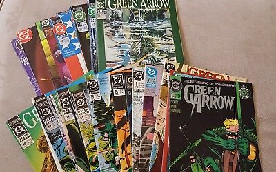 Green Arrow Vol 2 Lot DC Comics 30 issues #0-127 Run 50 75