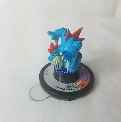 Pokemon Trading Figure Game FERALIGATR 10/42 TFG Next Quest 2006 US Seller Spins