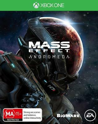 Mass Effect: Andromeda for Xbox One | FAST & FREE POSTAGE