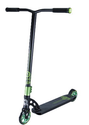 2017 MADD GEAR MGP Vx7 Nitro Stunt Scooter-Green - RRP $339 NOW $149 (Save $190)