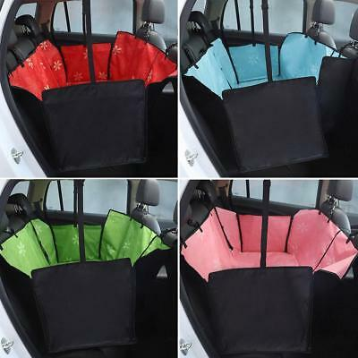 Pet Dog Car Seat Cover Mat Universal Waterproof Hammock Oxford tection-Mat
