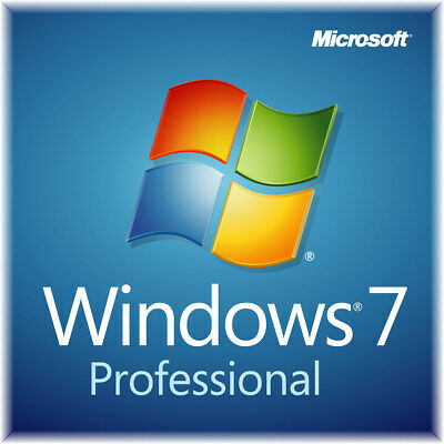 Windows 7 Professional 32/64 bit Activation Key