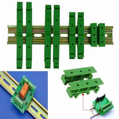 PCB DRG-01/02/03/04 DIN Rail Adapters Circuit Mounting Board Holder Bracket